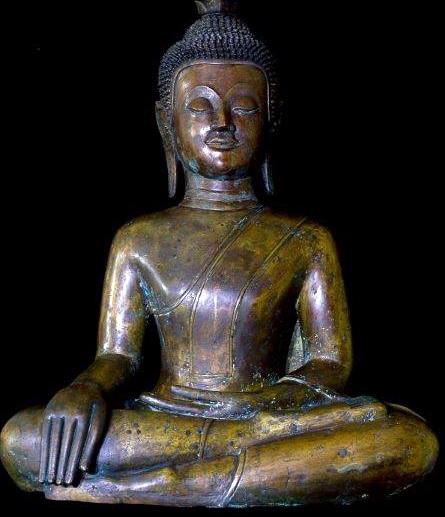 Classic Lao Buddha