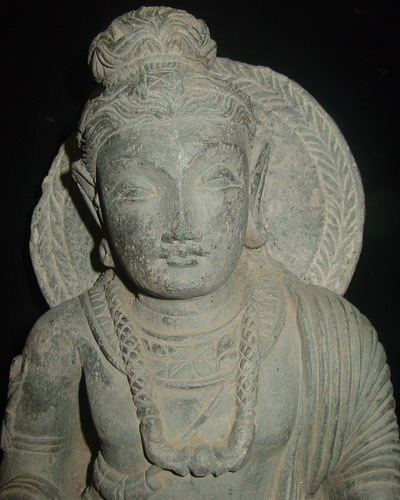 M0320-UB Gandharan Maitreya Buddha  Status : Inquire Click on picture for enlarge
