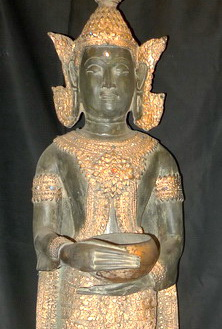 M0340-UT Ayutthaya Buddha  Status : Inquire Click on picture for enlarge