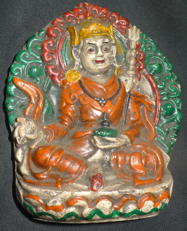 M0690-HS Guru Rimpoche  Status : Inquire Click on picture for enlarge