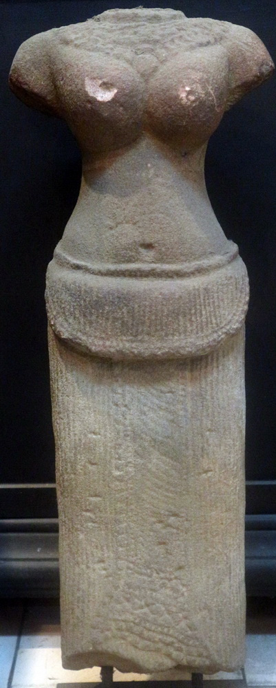 M0710-UC Khmer Uma torso  Status : Inquire Click on picture for enlarge