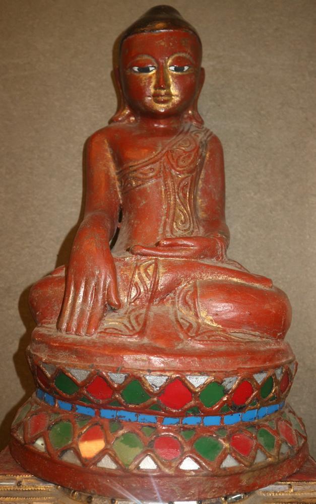 Burmese Buddha