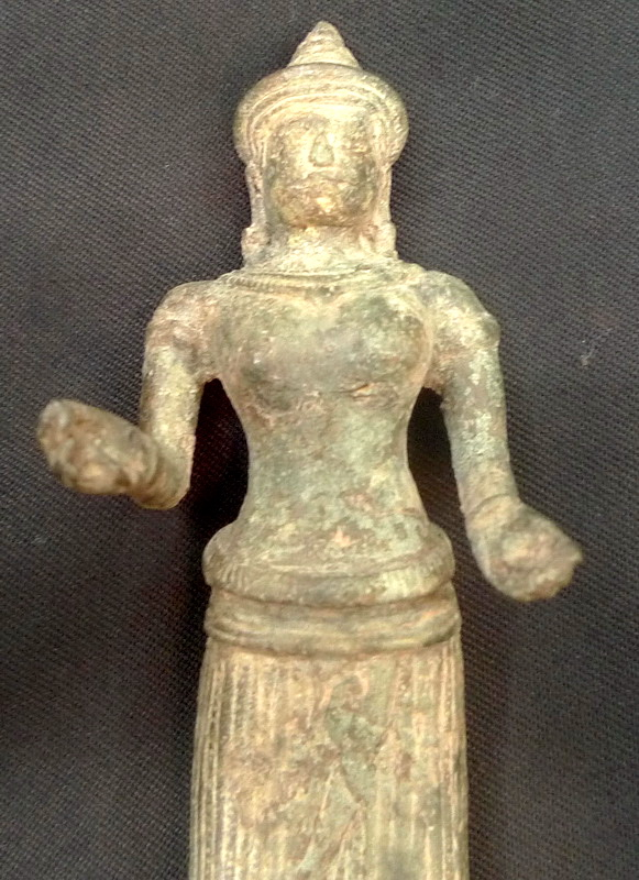 M1010-UC Vishnu, Khmer deity  Status : Inquire Click on picture for enlarge