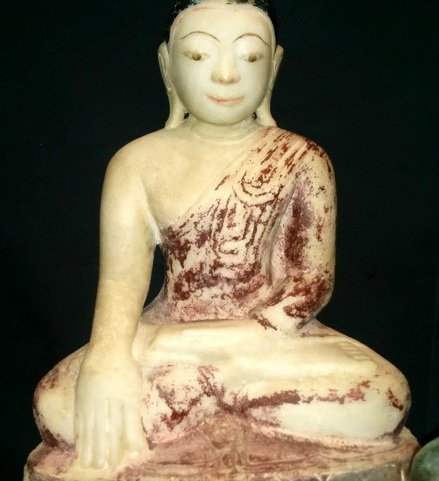 M1190-UE Ava Buddha  Status : Inquire Click on picture for enlarge