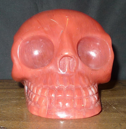M1260-NX Skull  Status : Available Click on picture for enlarge