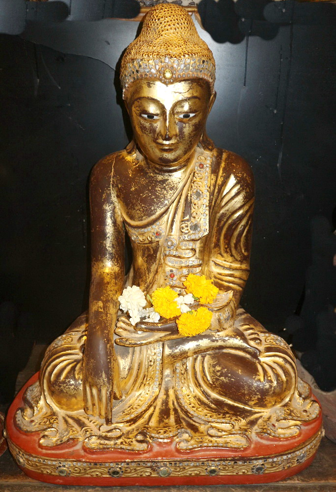 M1380-UP Mandalay Buddha  Status : Available Click on picture for enlarge