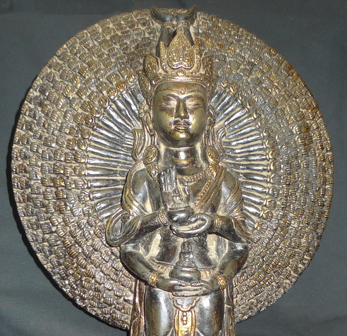 M1770-HS 1000 armed Kwan Yin avalokiteshvara  Status : Available Click on picture for enlarge