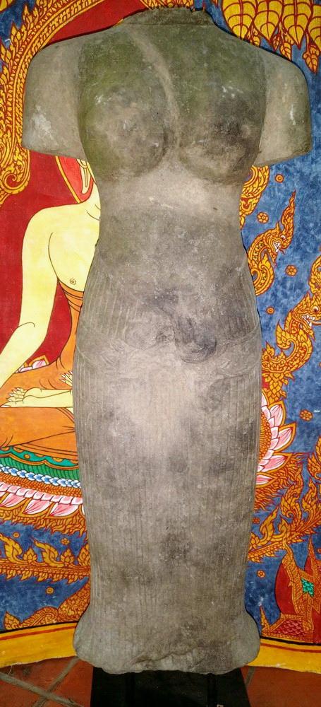 Khmer Uma torso