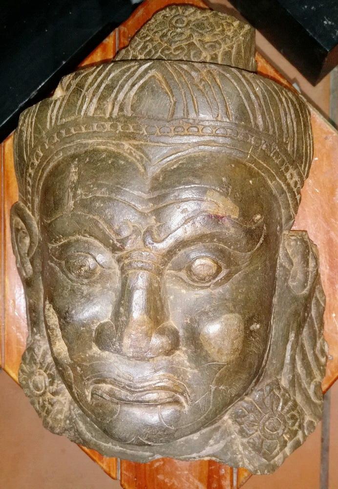 Khmer Yaksa - Guard face