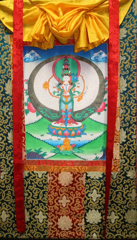 Thanja banner