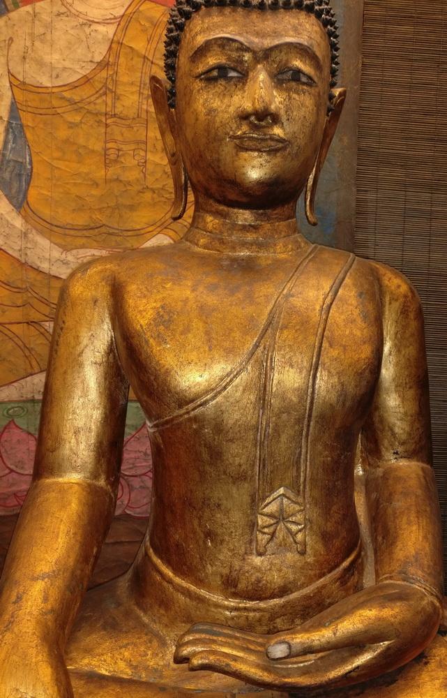 Giant Chieng Sen Buddha