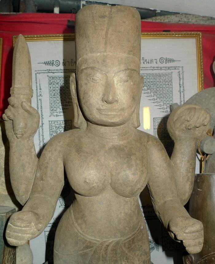 Khmer deities