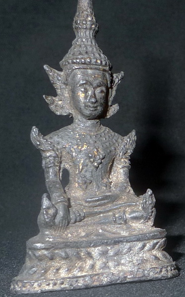 Ratanakosin Buddha amulet