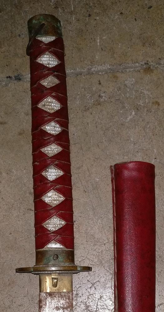 Dha sword