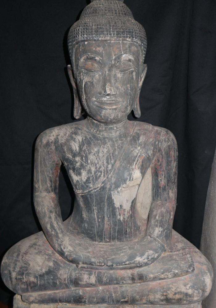 Khmer folk Buddha
