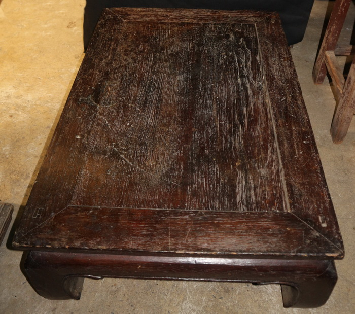 Antique traditional table