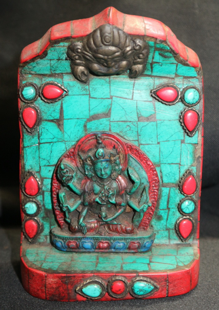 Votive plaque - Tara