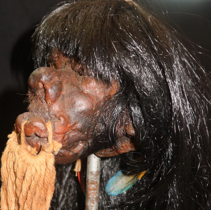 Shrunken head (copy)