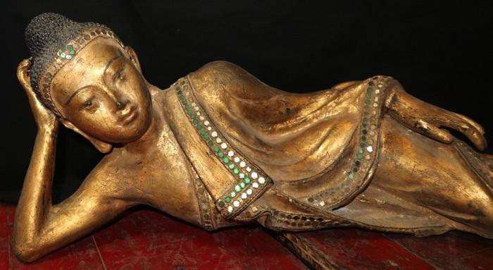 Reclining Mandalay Buddha