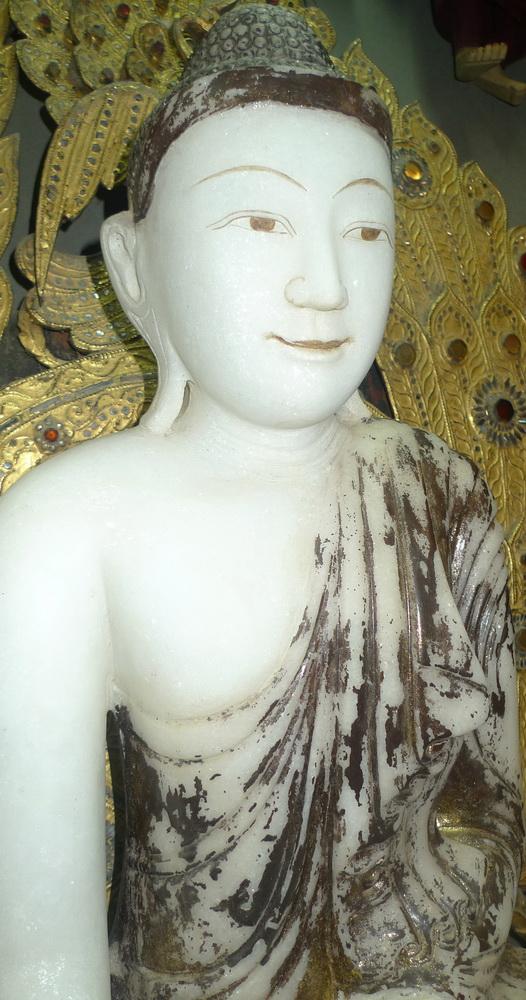 Mandalay Buddha