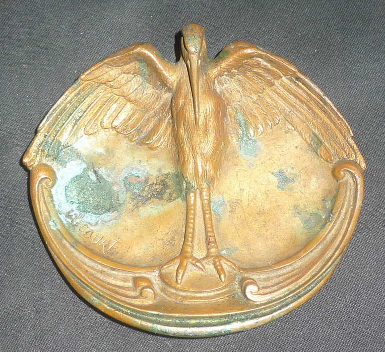 Ashtray by Frecourt