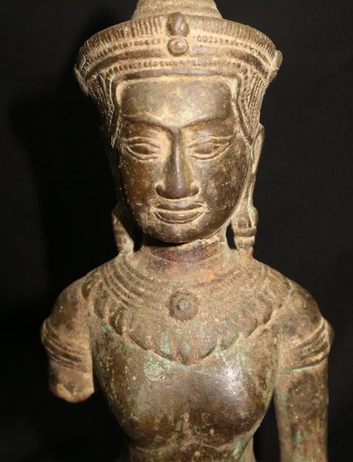 Khmer deity - Lopburi