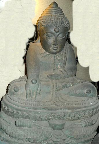 Thai Buddha - southern style