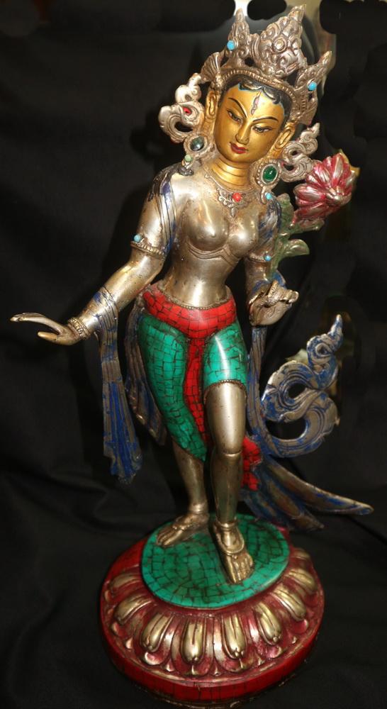 Dancing Tara