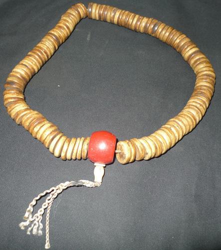 Giant beads mala