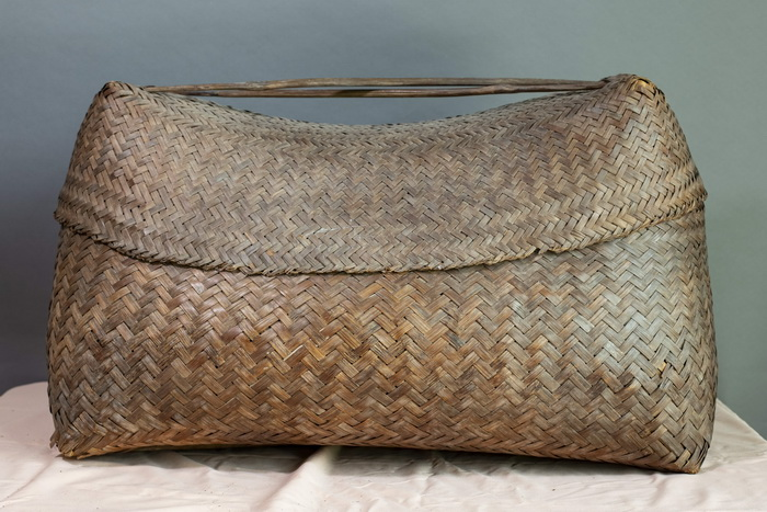 MAKE AN OFFER - Large Shan basket
