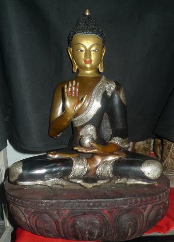 Tibetan medicine Buddha