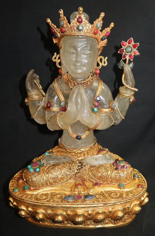 Four armed Tara