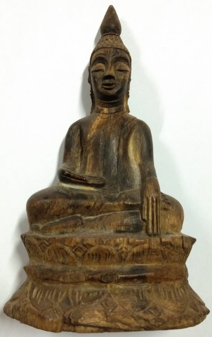 Rhino horn Lao Buddha