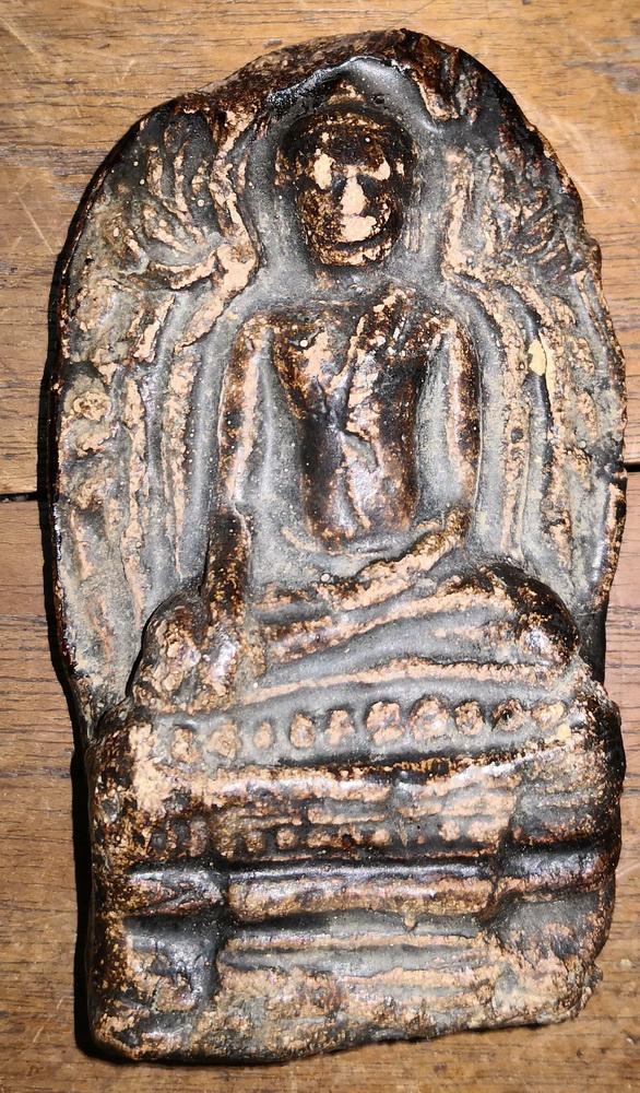 Big Buddha amulet
