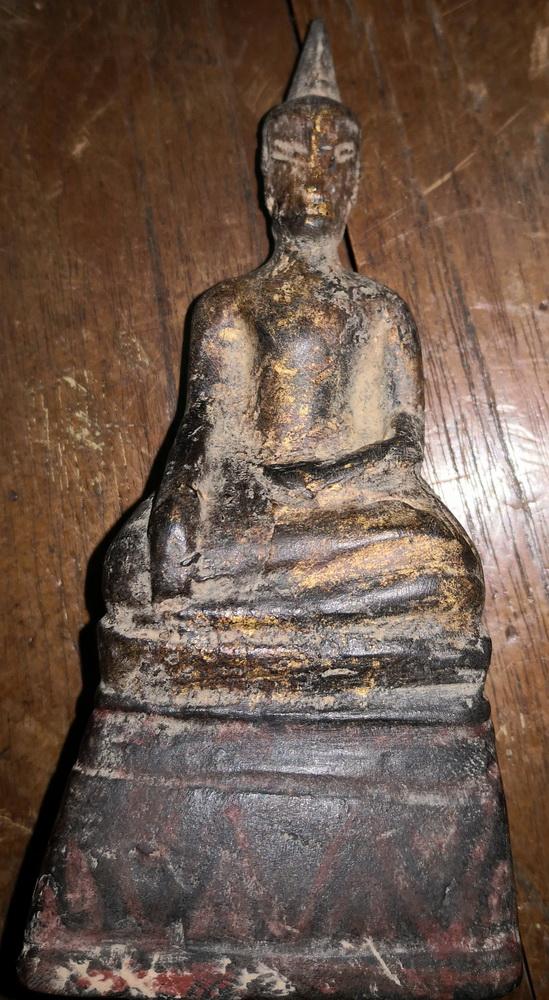 Folk Lao Buddha