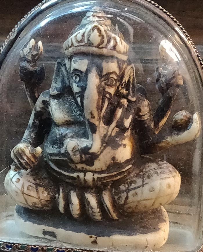 Thai Ganesh amulet