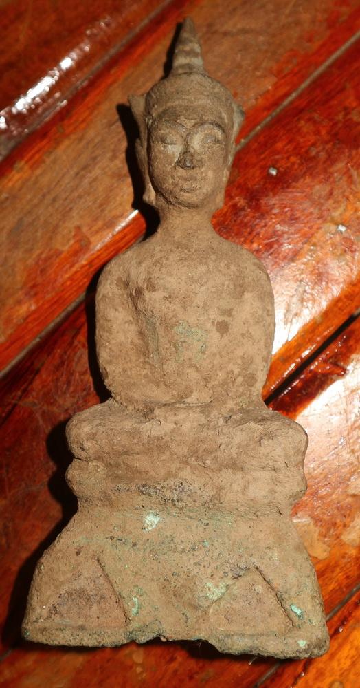 Giant Ayutthaya Buddha