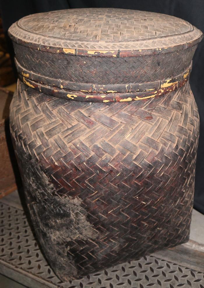 Giant rice basket