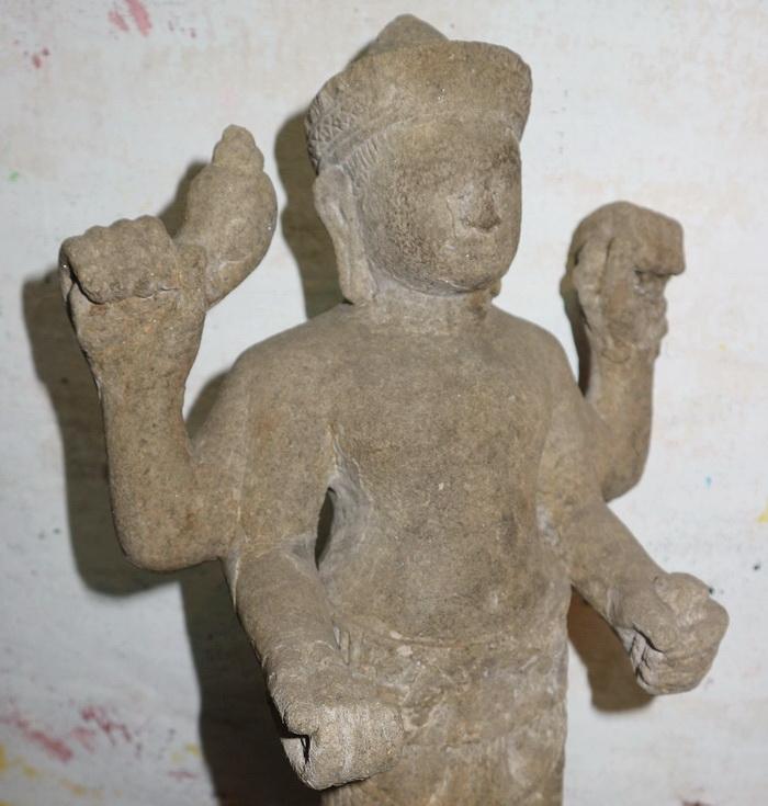 Khmer Vishnu