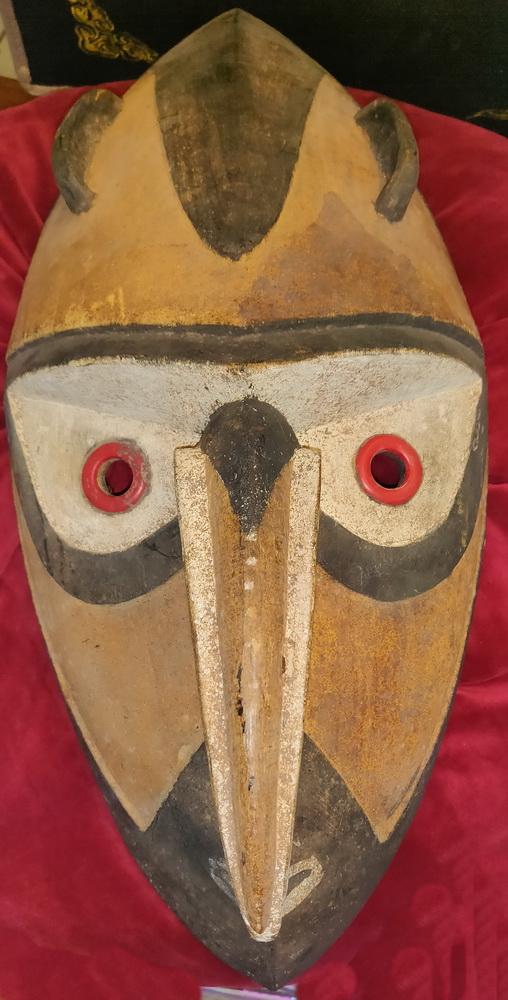 Boiken Dance mask