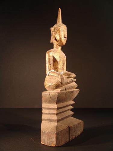 Lao Buddha, located in Europe