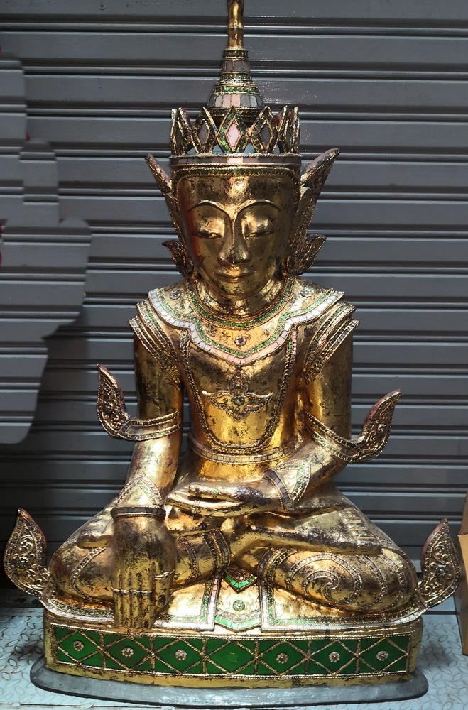 Royal Burmese Buddha