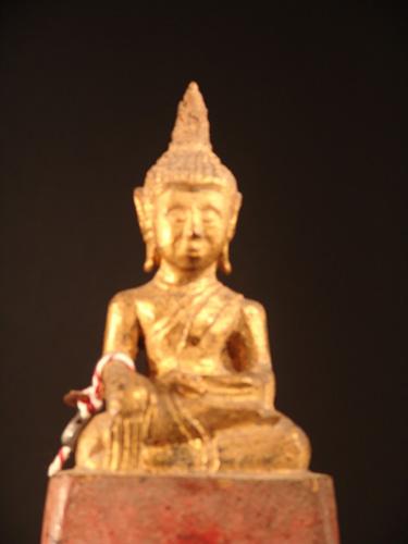Nan Buddha on base, located in Europe