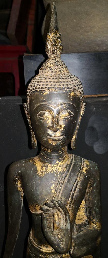 Standing Ayutthaya Buddha