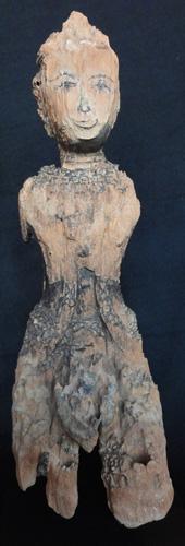 Deva Goddess, located in Europe