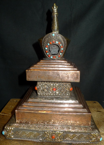 Stupa Chedi