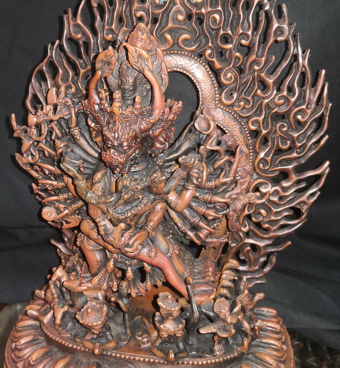 Vighnantaka in yabum
