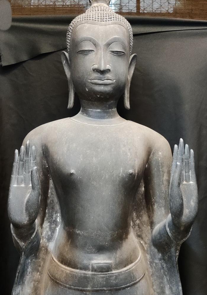Giant Ratanakosin Buddha
