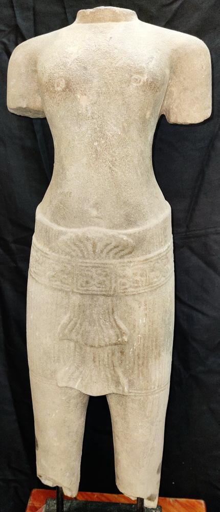 Khmer male torso