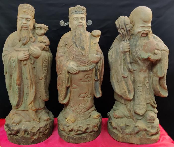 Set Fukurokuju, Yu Huang, Yao